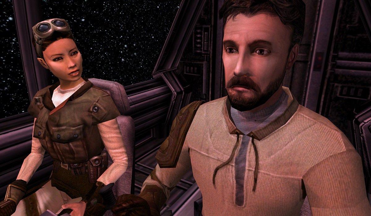 Kyle Katarn Star Wars: Jedi Outcast