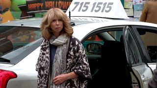 Gail Platt returns from Thailand and is shocked to see Tracy and Sally tearing a strip off Bethany in Coronation Street