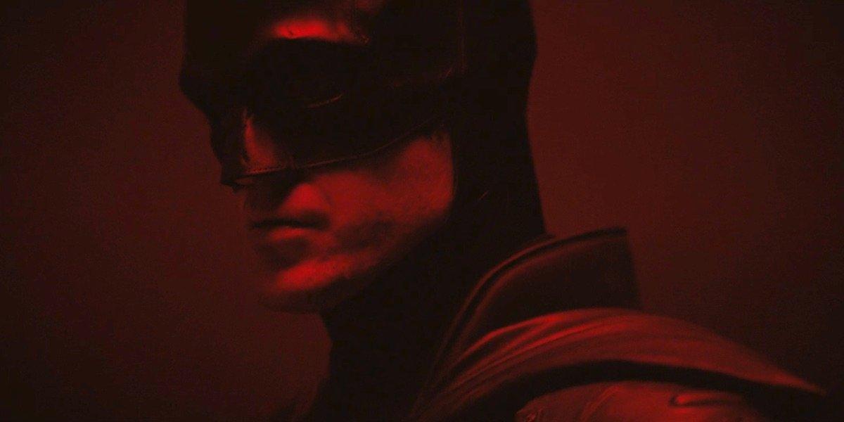 The Batman's test photo