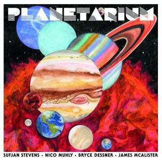 """""""Planetarium"""" Record Cover"""