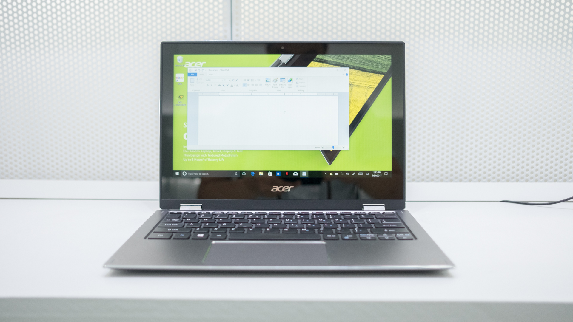 95bc052a7343 Hands on: Acer Spin 1 review | TechRadar