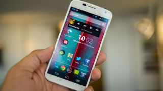 Motorola's already got the Moto X and its smartwatch locked down