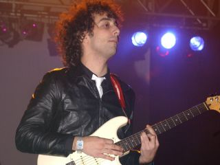 Strokes guitarist Albert Hammond Jr