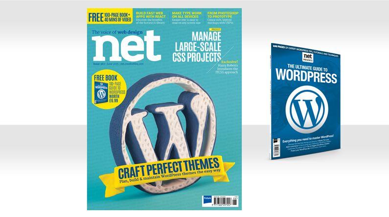 Boost your WordPress skills with net magazine