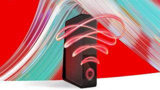 Virgin Media broadband box