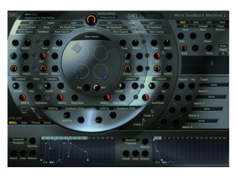 MFM 2 certainly has more controls than your average delay plug-in...