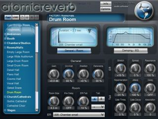 Atomised popular reverb plug in gets overhaul