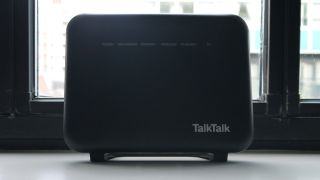 Talktalk is in a spot of trouble.