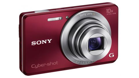 Sony Cyber-Shot DSC-W690 review