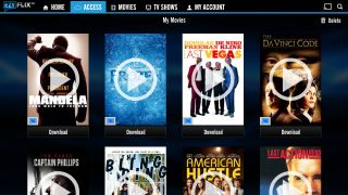 Chromecast EzyFlix tv on Android