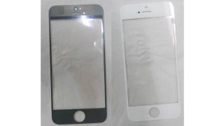 Latest iPhone 5 spy shots show off front panel in black and white