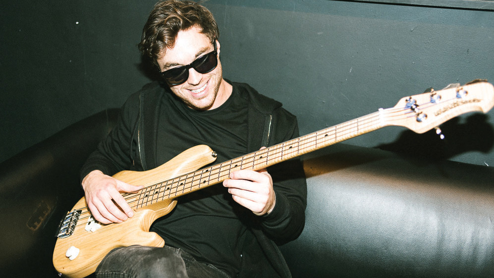 """Joe Dart: """"The one thing you absolutely can't skip on is developing great time"""" 