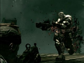 Gears of War 2 is one of Microsoft's big hitters this Christmas - but do you have the time to play all the AAA games you would like?