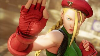 SFV's lost the crotch shots