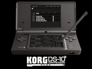 The Korg DS 10 is about to get a rocket up its backside