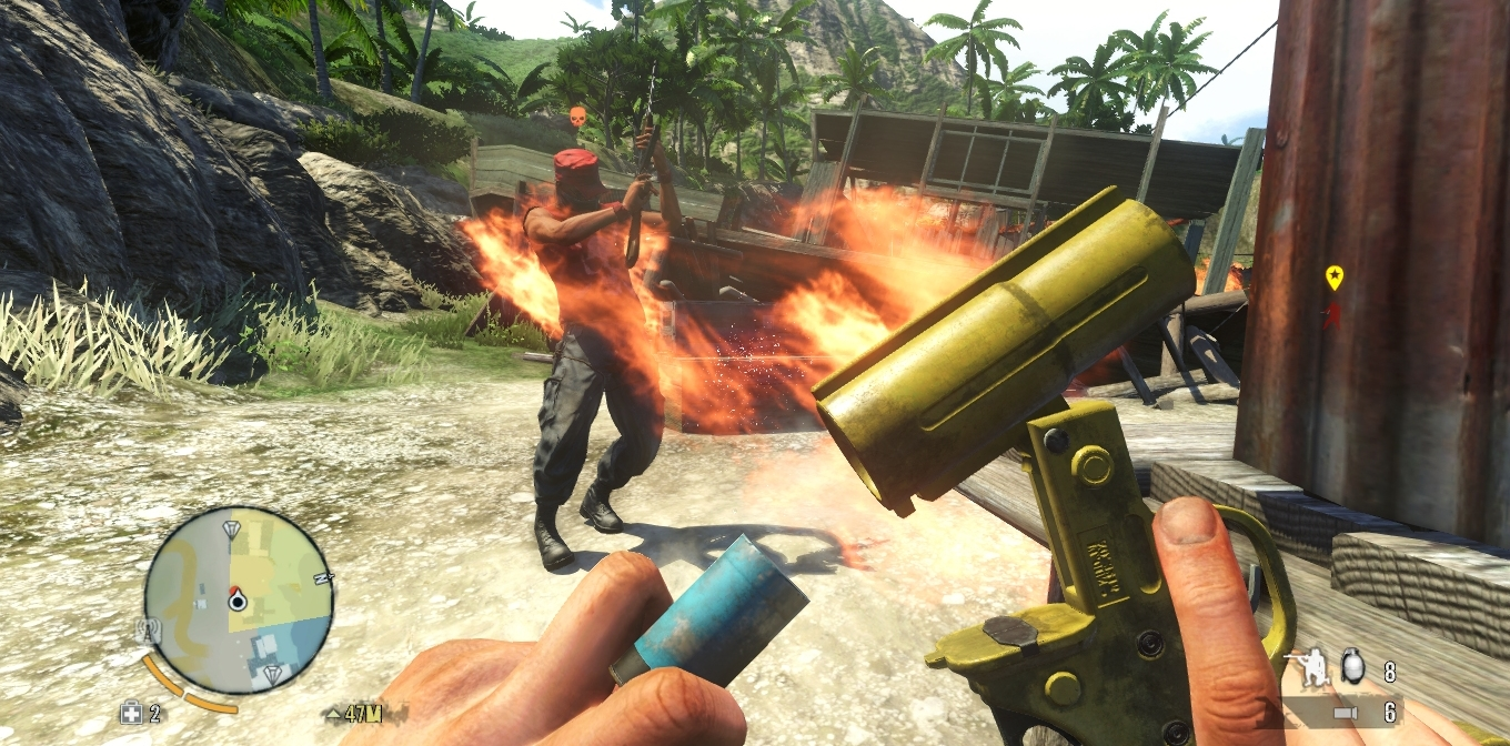 Far Cry 3 Review Pc Gamer
