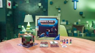 Minecraft becomes a board game this fall with Minecraft: Builders & Biomes