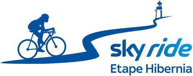 Skyride Etape Hibernia logo