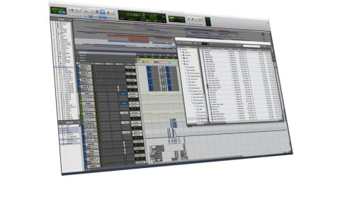 Apart from minor cosmetic changes the Pro Tools look is the same. However, under the hood, things are very different