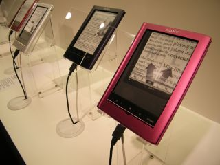 Sony shows off new touchscreen tech