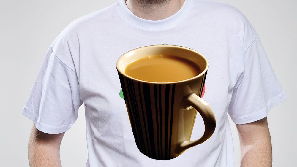 This magic T-shirt can make you attractive to women