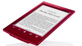 New Sony Reader PRS-T2 comes with the boy who lived