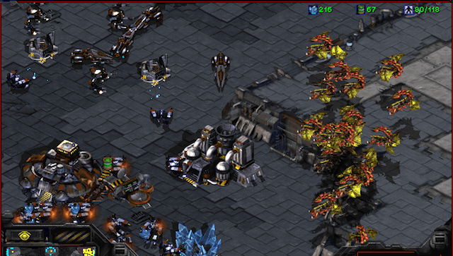 University developed StarCraft AI defeats pro players | PC Gamer