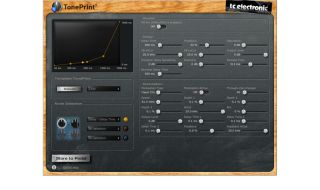The much anticipated TonePrint Editor - now available from TC Electronic's website