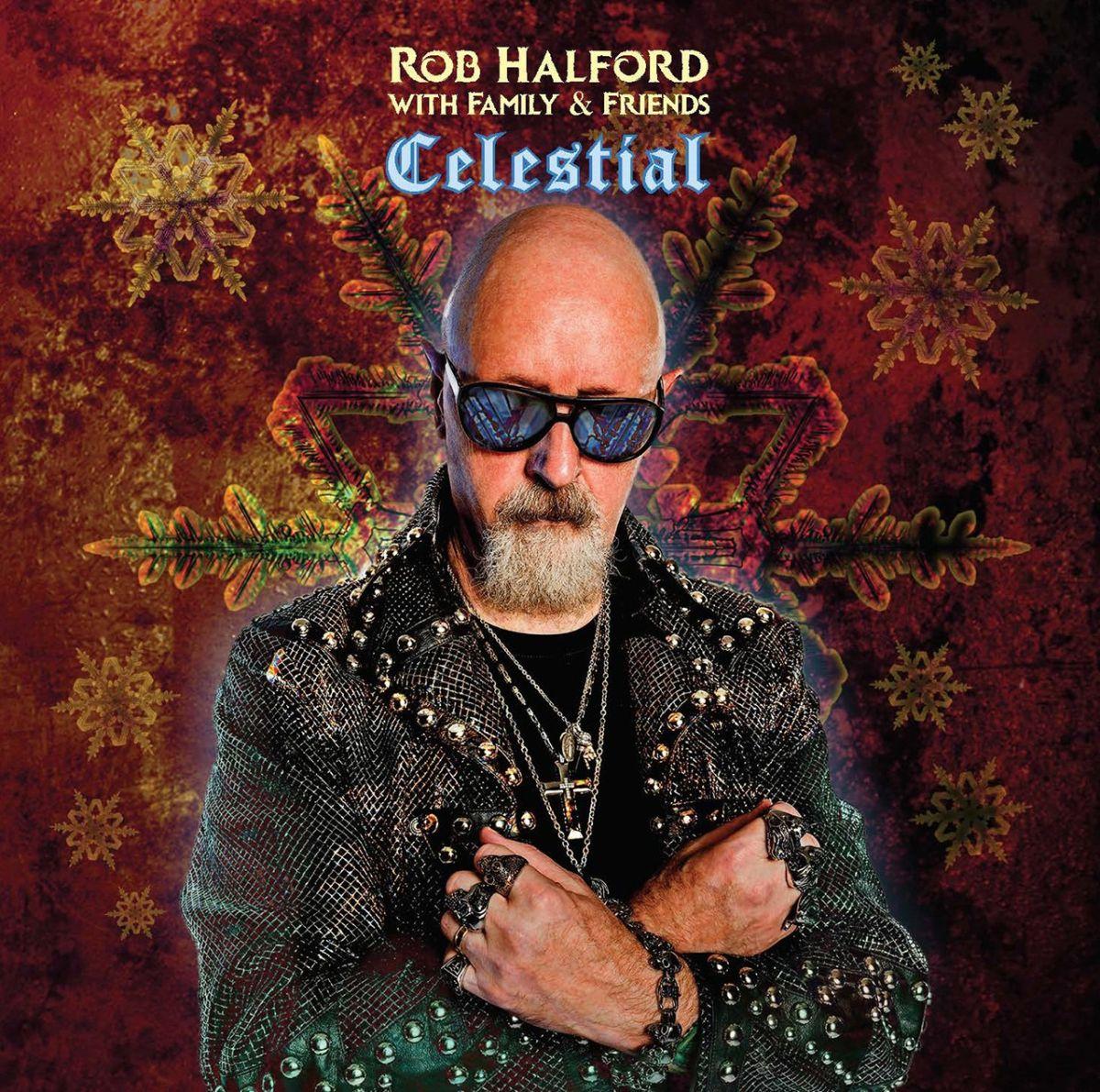 Christmas Albums 2019.Listen To Judas Priest S Rob Halford Give Christmas Carols A