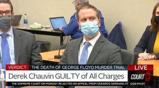 Court TV Chauvin Trail George Floyd