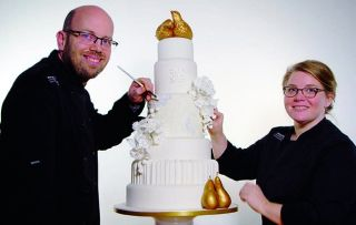 When it comes to special occasion cakes, the sky's the limit and the cake-baking business is booming.