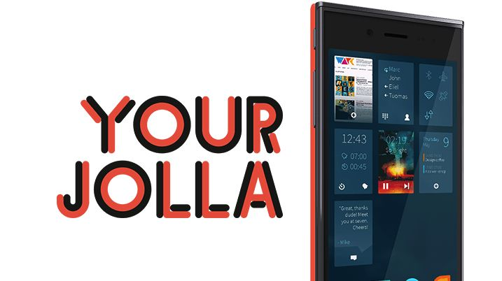 Sailfish OS now compatible with Android, Jolla hopes for a coattail