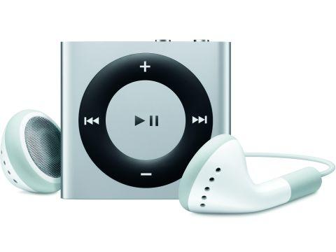 New iPod shuffle 2010