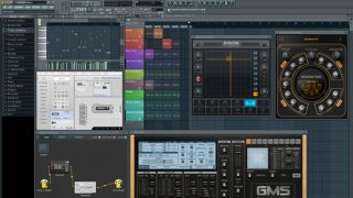 FL Studio 11, the latest version of Image-Line's popular DAW