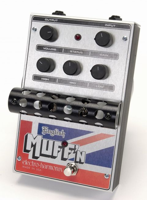 The English Muff'n offers plenty of tasty tones.