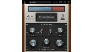 One of AudioThing's first plugins, Valve Exciter is a harmonic exciter with valve emulation.