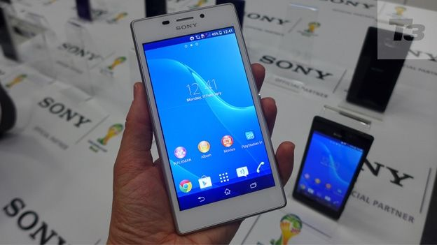 Sony xperia t3 recovery mode