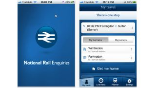 Business App of the week - National Rail enquiries