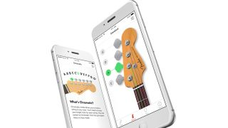 fender goes mobile with free tune app for ios musicradar. Black Bedroom Furniture Sets. Home Design Ideas