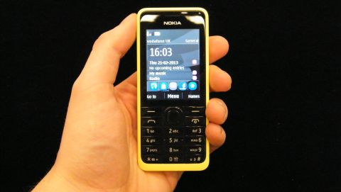 Nokia 301 review