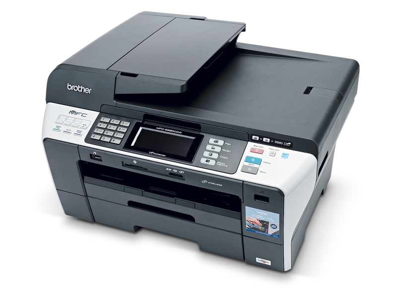 Brother mfc-6890cdw scanner driver.
