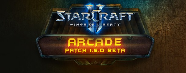 StarCraft 2 patch 1 5 0 beta unveils Arcade | PC Gamer