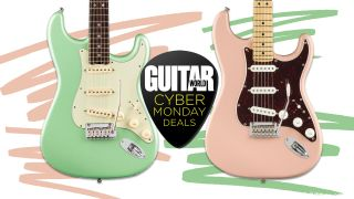 Cyber Monday guitar deal: Fender Player Stratocaster