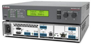 Extron AV to USB Scaling Bridge Integrates with Software Codecs