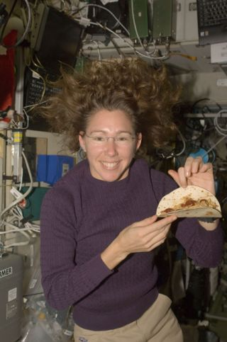Astronaut Chef Redefines Cooking on High