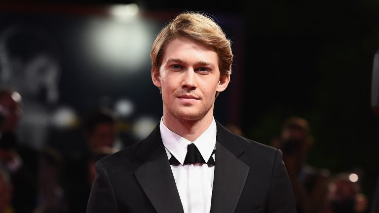 Joe Alwyn walks the red carpet ahead of the 'The Favourite' screening during the 75th Venice Film Festival at Sala Grande on August 30, 2018 in Venice, Italy
