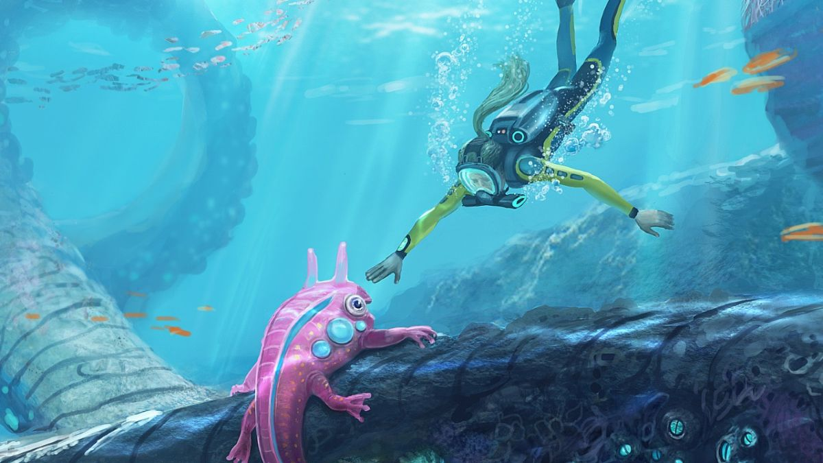 Check out some of the best Subnautica time capsules