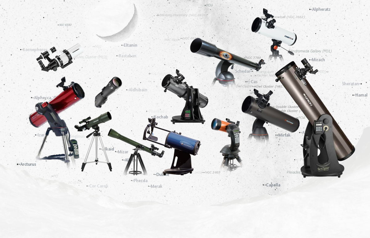 Best Telescopes for the Money - 2019 Reviews and Guide