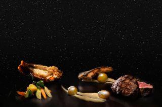 'Taste The Stars' Menu