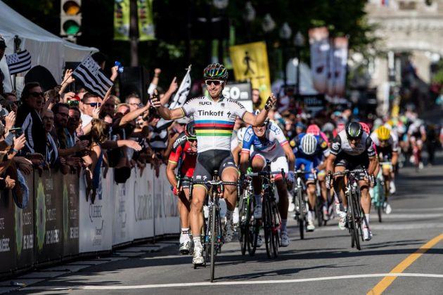 Peter Sagan repite victoria al sprint
